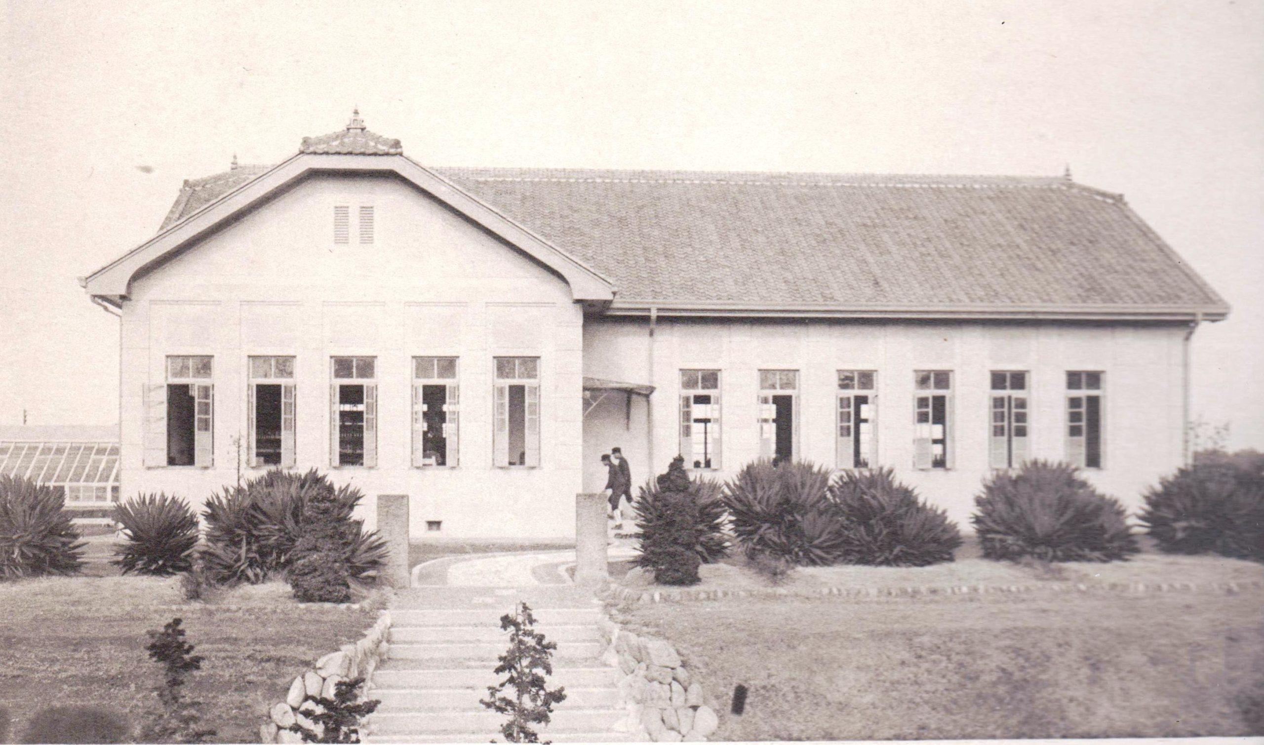 写真|昭和7年 独立図書館